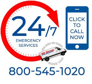 Call Air Group Now for emergency services/