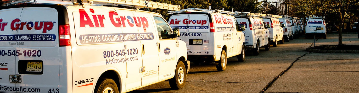 Air Group Vans