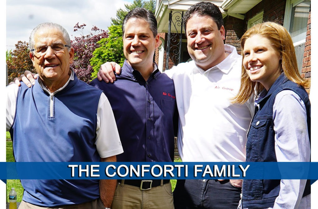The Conforti Family of Air Group