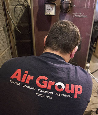 Air Group Heating Repair